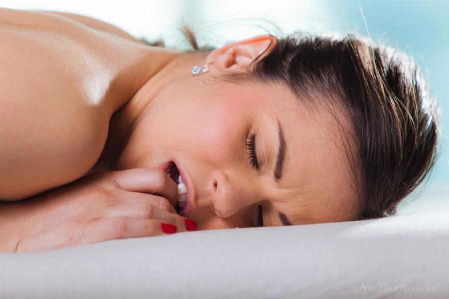 Heerlijke sensuele erotische massage voor vrouwen